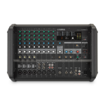 Yamaha EMX5 12channels Black audio mixer