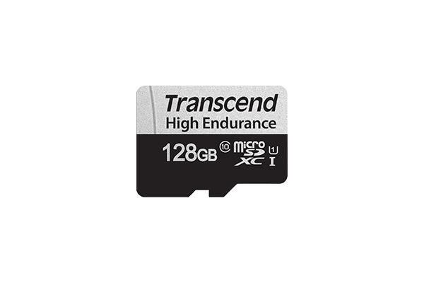 Transcend microSDXC 350V 128GB