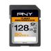 PNY SDXC 128GB Turbo Performance 128GB SDXC UHS-I Class 10 memory card
