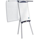 Nobo Classic Steel Tripod Magnetic Flipchart Easel with Extending Arms DD