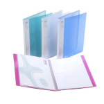 Rexel ICE A4 Display Book 40 Pockets Assorted
