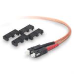 Belkin 1m SC - SC 1m SC SC Orange fiber optic cable