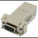 Digi 76000697 cable interface/gender adapter DB-9 RJ-45 Grey