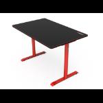 Arozzi Arena Leggero Red computer desk