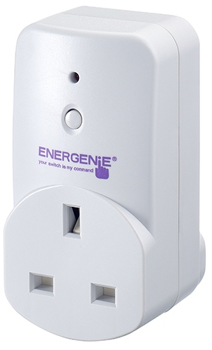EnerGenie MIHO005 smart plug White 3000 W