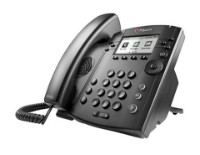 2200-46161-025 - Polycom VVX 310 Wired handset 6lines LCD Black IP phone