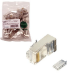 MCL RJ-45B6-50 conector Transparente