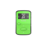 Sandisk SDMX26-008G-G46G MP3/MP4 player MP3 Spieler Grün 8 GB