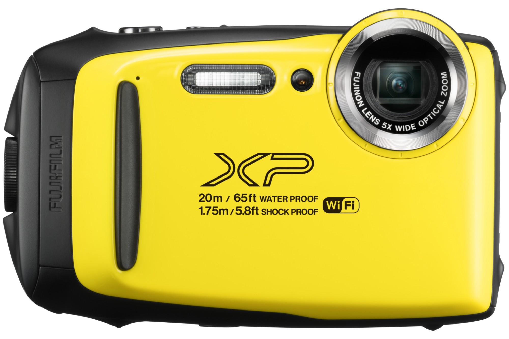 Fujifilm Finepix XP130 Tough Camera Yellow