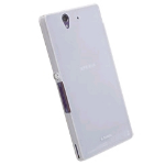 Krusell FrostCover Sony Xperia Z Cover Transparent,White