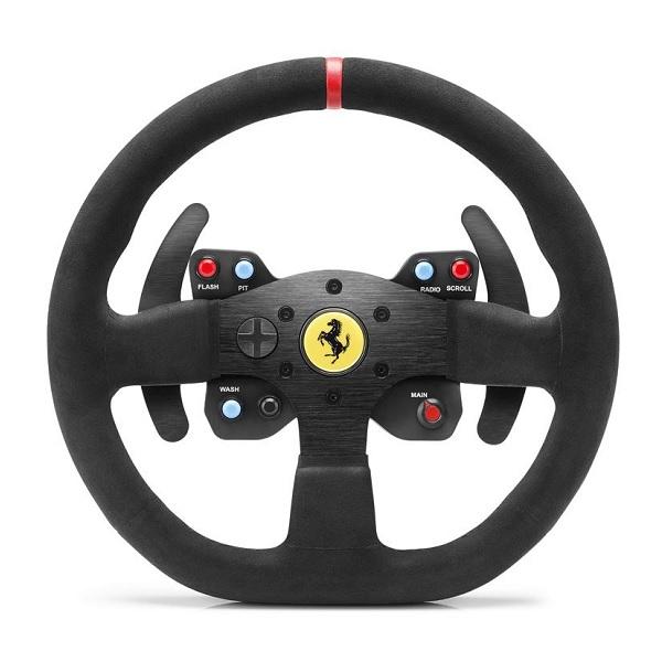 Thrustmaster 599XX EVO 30 Alcantara Edition Wheel Add On For T-Series Racing Wheels