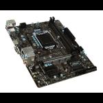MSI B250M PRO-VH LGA 1151 (Socket H4) Intel® B250 Micro ATX