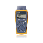 Fluke CIQ-FTKSFP network cable tester Grey,Yellow