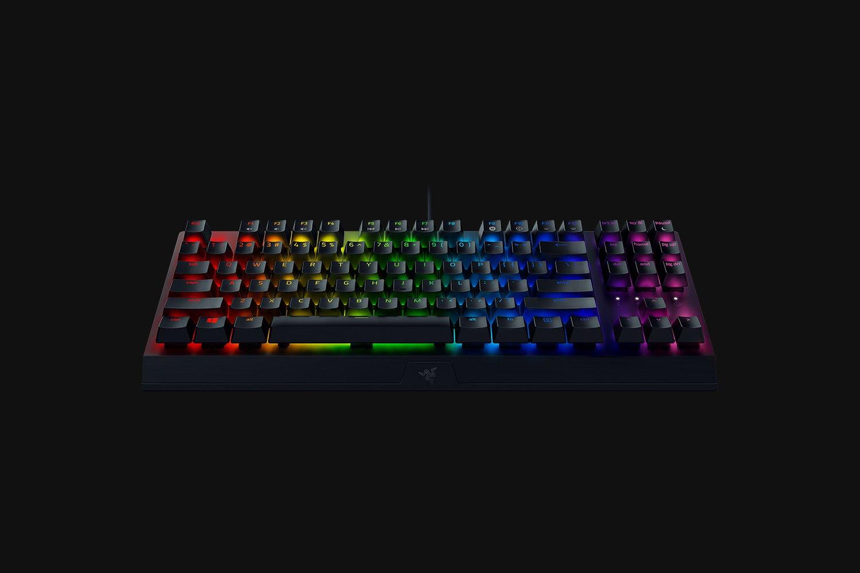 Razer Blackwidow V3 Tenkeyless keyboard USB QWERTY UK English Black