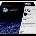 HP CE255X cartucho de tóner Original Negro 1 pieza(s)