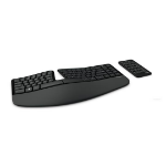 Microsoft 5KV-00005 USB Black keyboard
