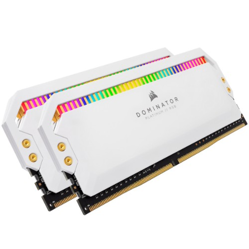 Corsair Dominator CMT16GX4M2Z3200C16W memory module 16 GB 2 x 8 GB DDR4 3200 MHz