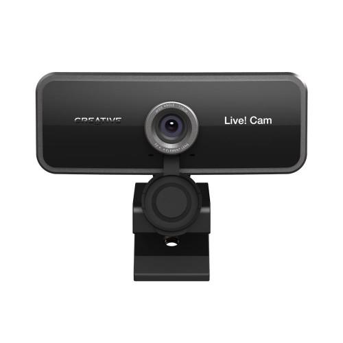 Creative Labs Live! Cam Sync 1080p webcam 2 MP 1920 x 1080 pixels USB 2.0 Black