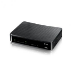 ZyXEL VPN2S wired router Ethernet LAN Black