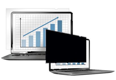 "Fellowes PrivaScreen 12.5"" Notebook"