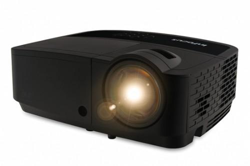 Infocus IN128HDSTX Portable projector 3500ANSI lumens DLP 1080p (1920x1080) 3D Black data projector
