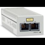 Allied Telesis DMC100/SC network media converter 100 Mbit/s 1310 nm Multi-mode Grey
