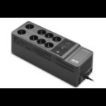APC Back-UPS 650VA 230V 1 USB charging port - (Offline-) USV Standby (Offline) 400 W 8 AC outlet(s)