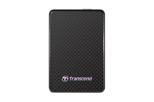 Transcend TS1TESD400K external solid state drive Black