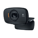 Logitech B525 2MP 1280 x 720pixels USB 2.0 Black webcam