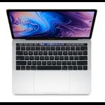 Apple MacBook Pro Silber Notebook 33,8 cm (13.3 Zoll) 2560 x 1600 Pixel Intel® Core™ i5 der achten Generation 16 GB LPDDR3-SDRAM 256 GB Flash