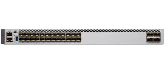 Cisco Catalyst C9500-24Y4C-E network switch Managed L2/L3 None 1U Grey