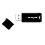 Integral BLACK USB flash drive 16 GB USB Type-A 2
