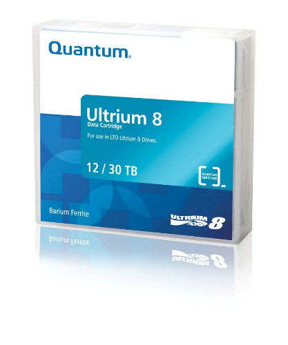 Quantum MR-L8MQN-02 blank data tape LTO 12000 GB 1.27 cm