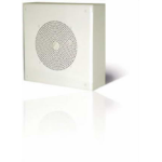 Valcom One-Way loudspeaker 1-way White Wired