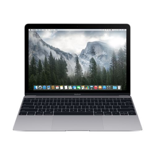 Apple MACBOOK 12 CORE M5 1.2GHZ 512GB 8GB 12IN OSX SPACE GRAY