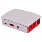 Raspberry Pi 2519567 development board accessory Housing Red,White