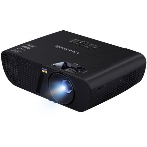 Viewsonic PJD7720HD Desktop projector 3200ANSI lumens DLP 1080p (1920x1080) Black data projector