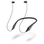 Plantronics BackBeat 100 Series Auriculares Diadema, Dentro de oído, Banda para cuello Negro