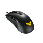 ASUSTOR Asus TUF Gaming M3 Ergonomic Optical Gaming Mouse, 2000-7000 DPI, 7 Programmable Buttons, Durable Co