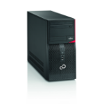 Fujitsu ESPRIMO P556 3.7GHz i3-6100 Desktop Black,Red PC
