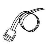 Datamax O'Neil 501139 internal power cable