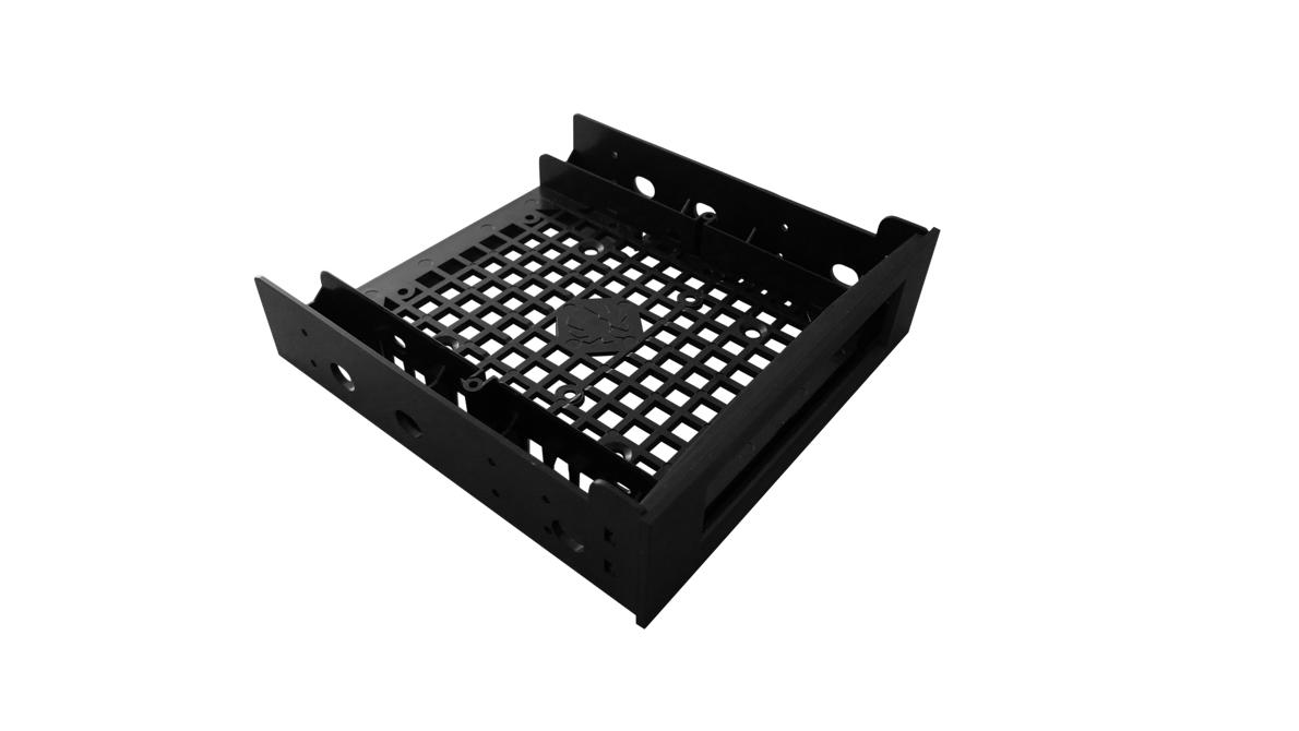 BitFenix BFA-ADPT-525WW-RP drive bay panel Black