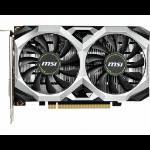 MSI 912-V809-3060 tarjeta gráfica GeForce GTX 1650 4 GB GDDR5