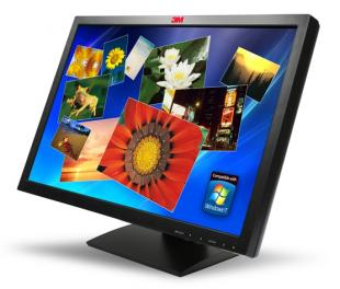 """3M M2256PW touch screen monitor 55.9 cm (22"""") 1680 x 1050 pixels Tabletop"""
