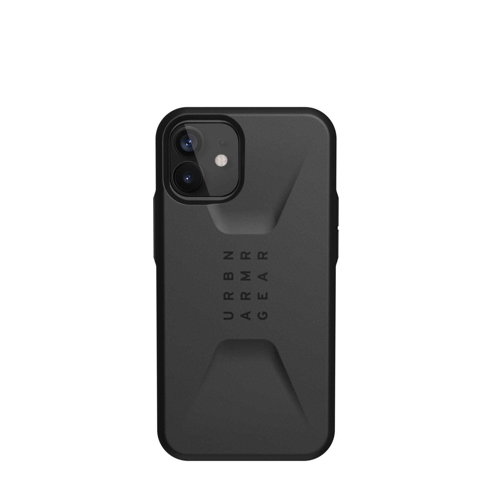 "Urban Armor Gear Civilian funda para teléfono móvil 13,7 cm (5.4"") Negro"