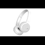 JVC HA-S40BT-WE mobile headset Binaural Head-band White