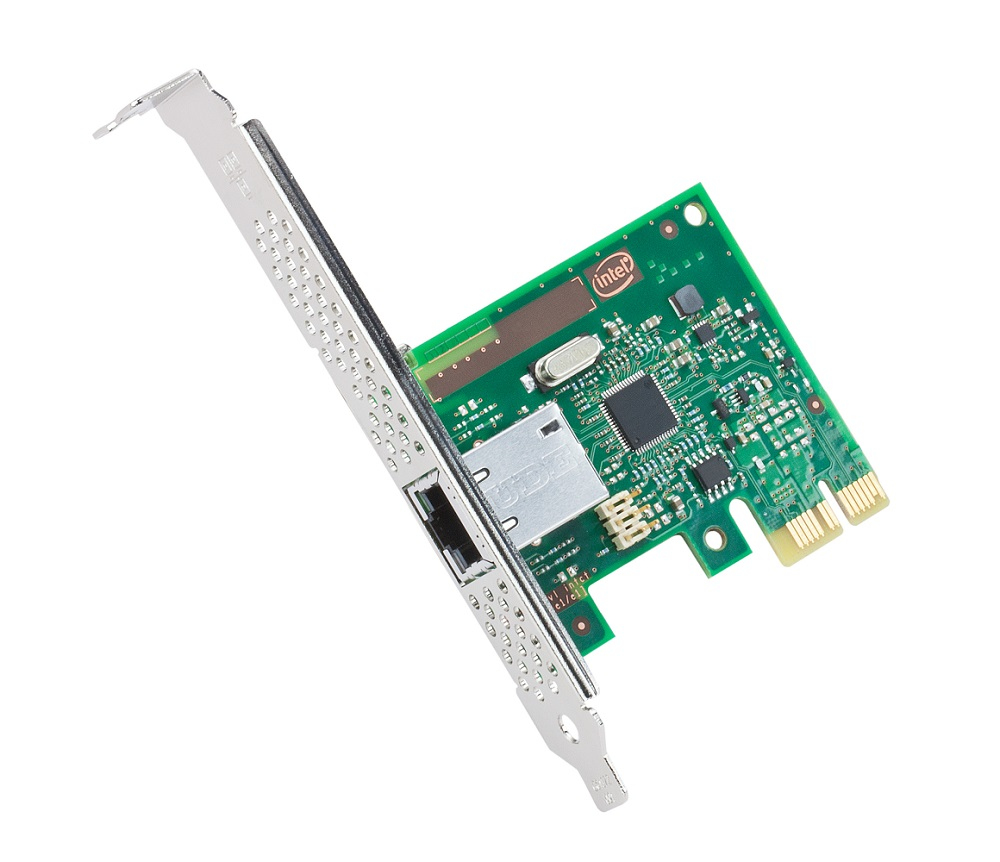Intel I210T1BLK netwerkkaart & -adapter Ethernet 1000 Mbit/s Intern
