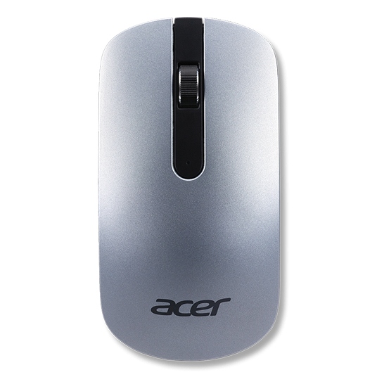 Acer NP.MCE11.00D mice RF Wireless Optical 1200 DPI Silver