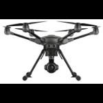 Yuneec Typhoon H PLUS RTF camera drone Hexacopter Black 6 rotors 20 MP 4096 x 2160 pixels 5250 mAh
