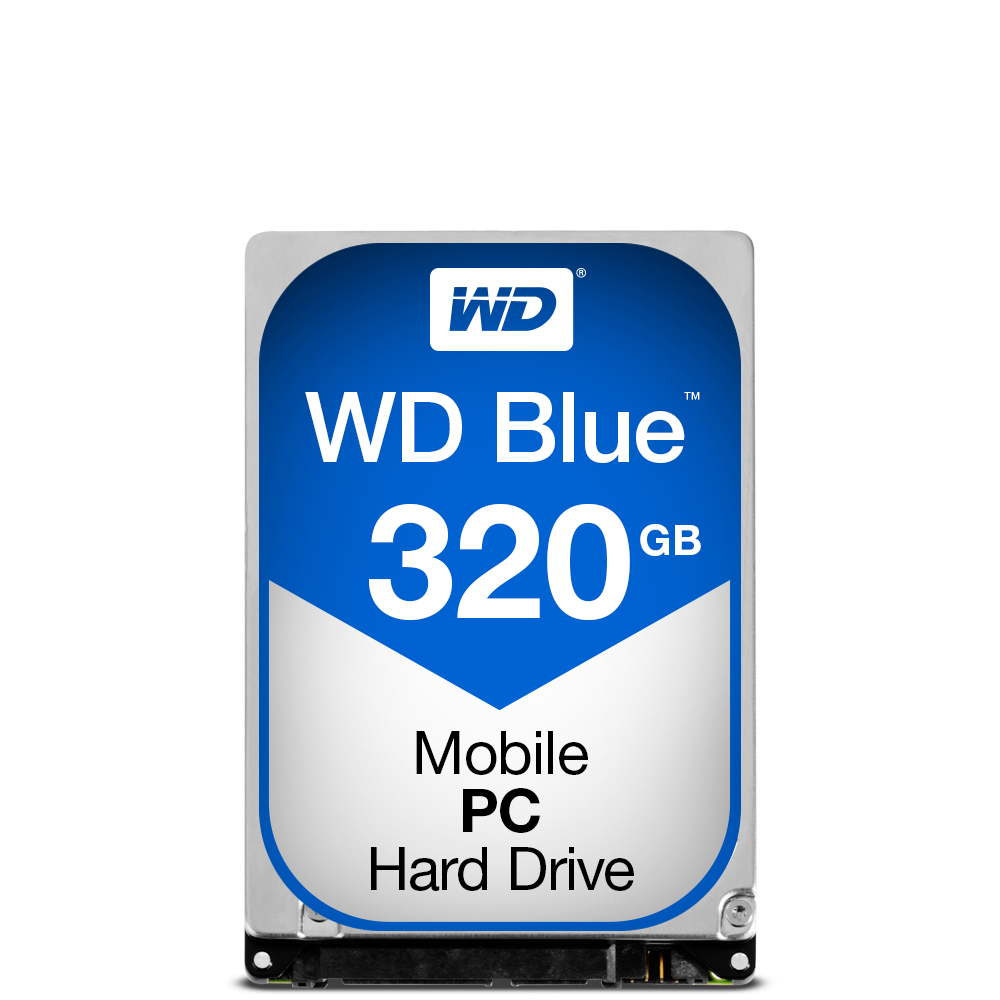 "Western Digital Blue PC Mobile 2.5"" 320 GB Serial ATA III"